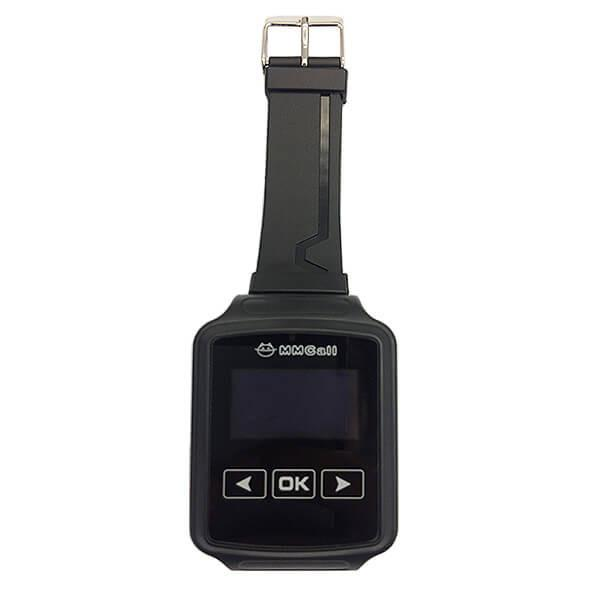 Waterproof Watch Pager Front